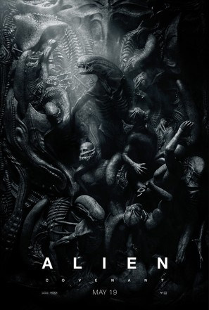 Alien: Covenant - Theatrical poster (thumbnail)