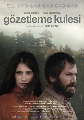 Gözetleme kulesi - Turkish Movie Poster (thumbnail)