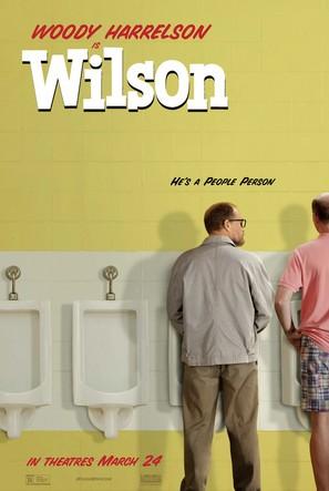 Wilson - Movie Poster (thumbnail)