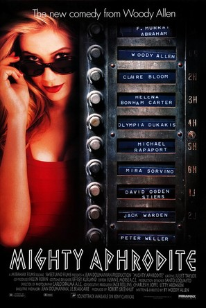Mighty Aphrodite - Movie Poster (thumbnail)