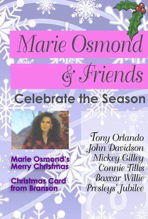 Marie Osmond's Merry Christmas - DVD movie cover (thumbnail)