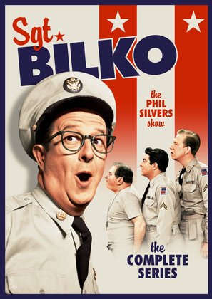 """""""The Phil Silvers Show"""" - DVD cover (thumbnail)"""