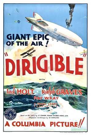 Dirigible - Movie Poster (thumbnail)