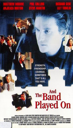 And the Band Played On - Movie Cover (thumbnail)