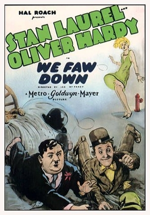 We Faw Down - Movie Poster (thumbnail)