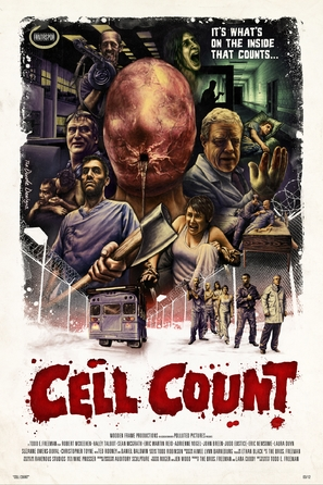 Cell Count - Movie Poster (thumbnail)