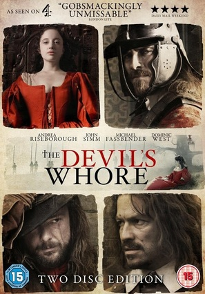 """The Devil's Whore"" - British Movie Cover (thumbnail)"