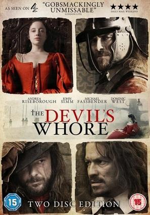 """The Devil's Whore"" - British Movie Cover (thumbnail)"