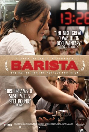 Barista - Movie Poster (thumbnail)