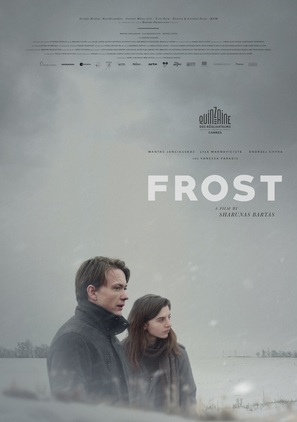 Frost - Lithuanian Movie Poster (thumbnail)