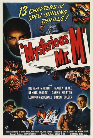 The Mysterious Mr. M - Movie Poster (thumbnail)