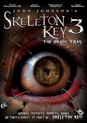 Skeleton Key 3: The Organ Trail - DVD cover (thumbnail)