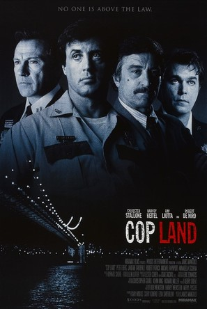 Cop Land - Movie Poster (thumbnail)