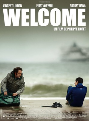 Welcome - French Movie Poster (thumbnail)