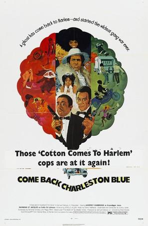 Come Back, Charleston Blue