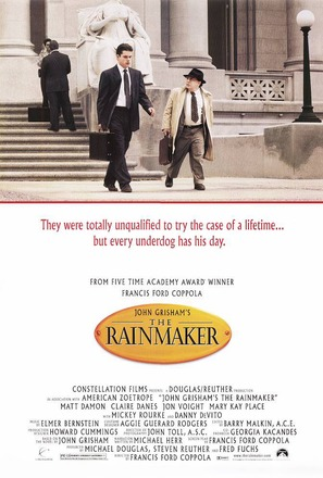 The Rainmaker - Movie Poster (thumbnail)