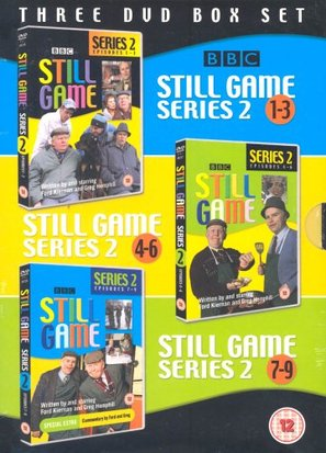 """Still Game"" - poster (thumbnail)"