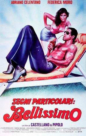 Segni particolari: bellissimo - Italian Movie Poster (thumbnail)
