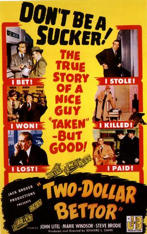 Two Dollar Bettor - Movie Poster (thumbnail)