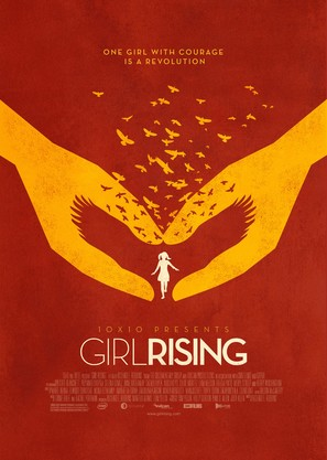 Girl Rising - Movie Poster (thumbnail)