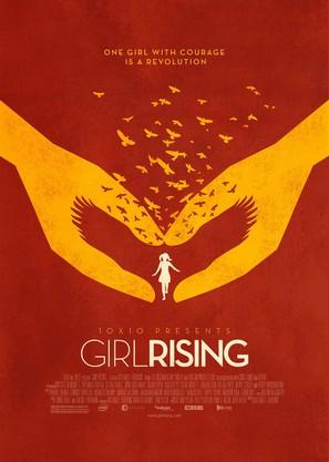 Girl Rising - Movie Poster (thumbnail)