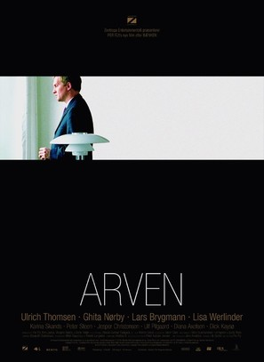 Arven - Danish Movie Poster (thumbnail)