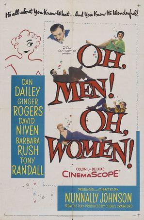 Oh, Men! Oh, Women! - Movie Poster (thumbnail)
