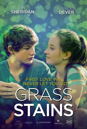 Grass Stains - Movie Poster (thumbnail)