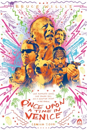 Once Upon a Time in Venice - Movie Poster (thumbnail)