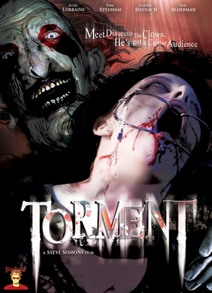 Torment - DVD cover (thumbnail)