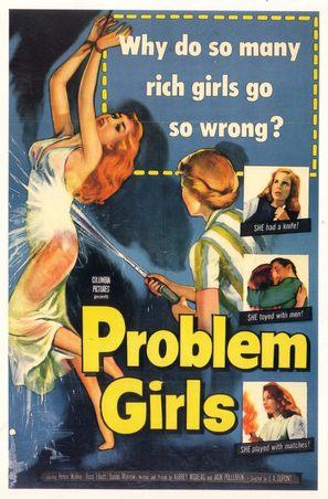 Problem Girls - Movie Poster (thumbnail)