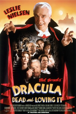 Dracula: Dead and Loving It - Movie Poster (thumbnail)