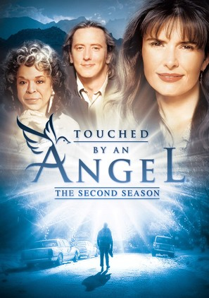 """Touched by an Angel"" - DVD movie cover (thumbnail)"