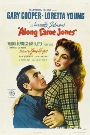Along Came Jones - Movie Poster (thumbnail)