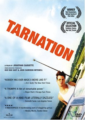 Tarnation - DVD cover (thumbnail)