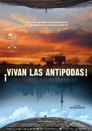 ¡Vivan las Antipodas! - German Movie Poster (thumbnail)