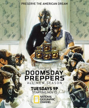 """""""Doomsday Preppers"""" - Movie Poster (thumbnail)"""