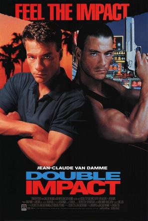Double Impact - Movie Poster (thumbnail)