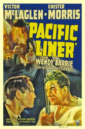 Pacific Liner - Movie Poster (thumbnail)