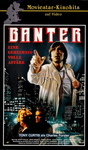 Banter - German VHS cover (thumbnail)