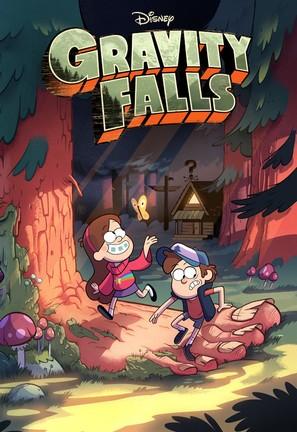 """Gravity Falls"" - Movie Poster (thumbnail)"