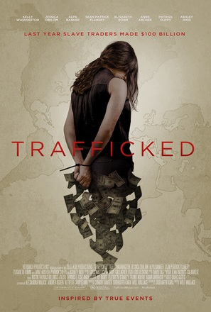 Trafficked - Movie Poster (thumbnail)