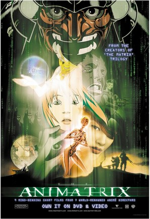 The Animatrix - Movie Poster (thumbnail)