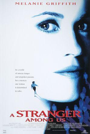 A Stranger Among Us - Movie Poster (thumbnail)