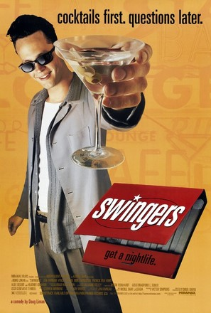 Swingers - Movie Poster (thumbnail)