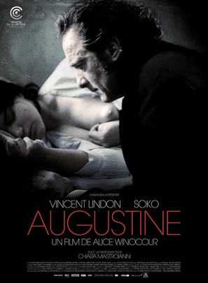 Augustine - French Movie Poster (thumbnail)