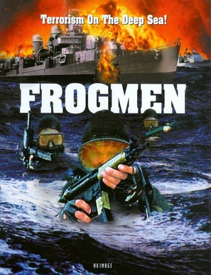 Frogmen Operation Stormbringer - Movie Poster (thumbnail)