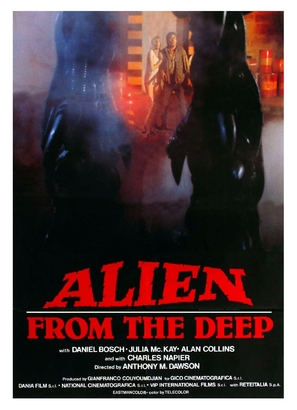 Alien degli abissi - Movie Poster (thumbnail)