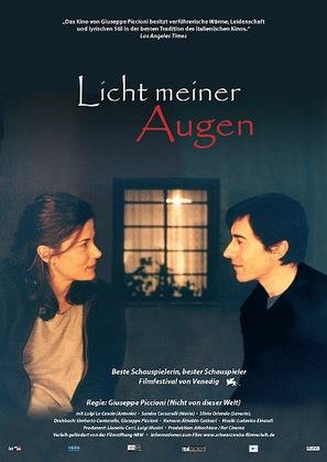 Luce dei miei occhi - German poster (thumbnail)