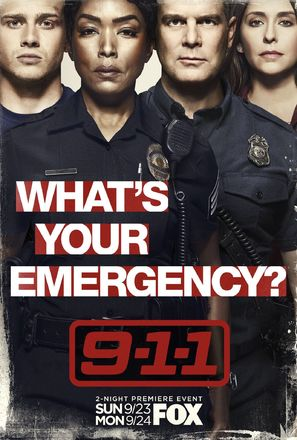 """9-1-1"" - Movie Poster (thumbnail)"